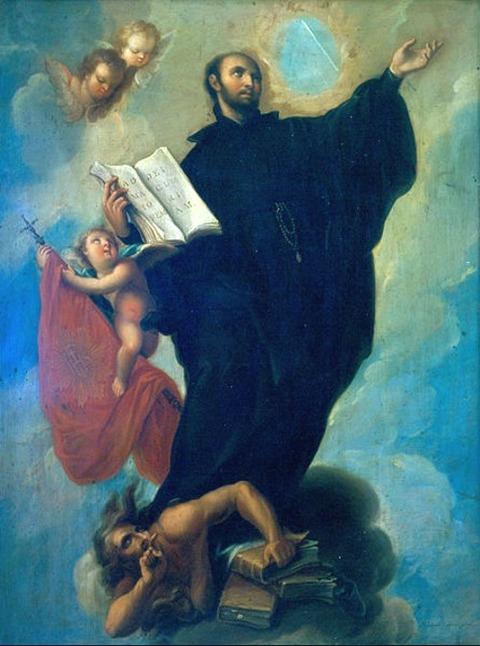 Miguel Cabrera - Saint Ignatius Loyola