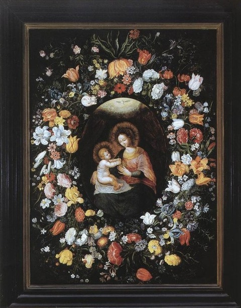 Ambrosius_Brueghel_-_Holy_Virgin_and_Child