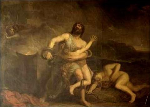Laocoon  Antonio De Antoni, 1812