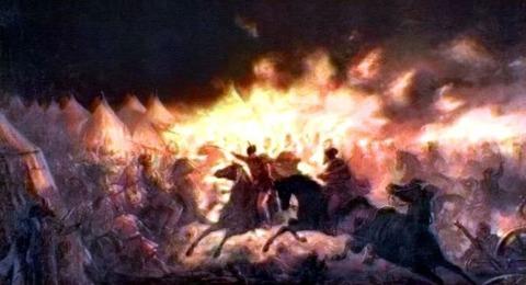 オスマン帝国との闘い 19th テオドール・アマン