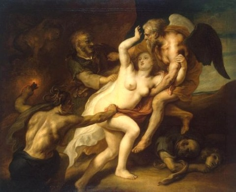 Justice and Peace - Theodoor van Thulden