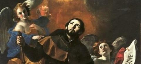 Mattia Preti (Il Cavaliere Calabrese), Francis Xavier 17th -