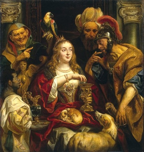 Jacob Jordaens  1653