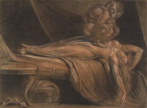 The Nightmare, Henry Fuessli, 1781
