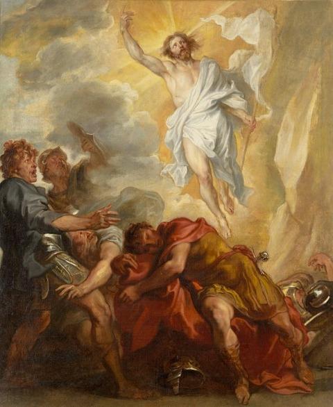 Van-Dyck-Resurrezione
