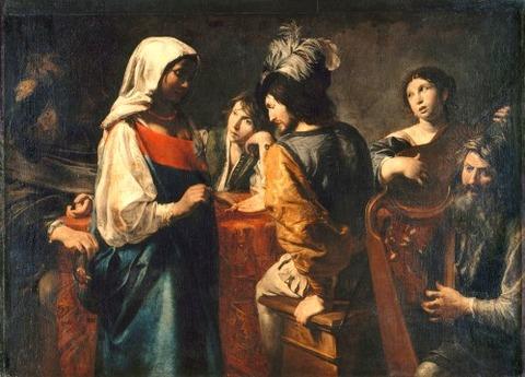 Valentin de Boulogne 1626–28