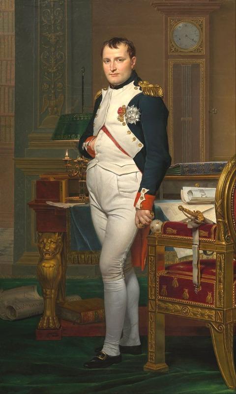 Jacques-Louis David, 1812