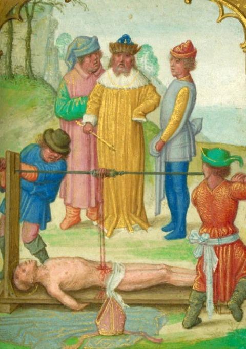 Prayer Book, St. Erasmus Walters Manuscript  1510-20