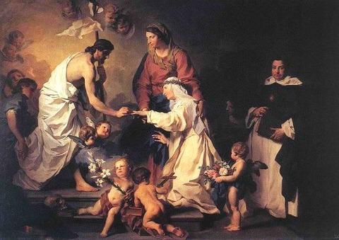 Catherine of Ricci