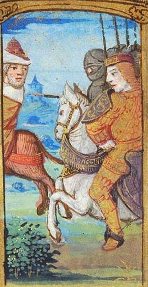 Book of Hours France, Paris 1500