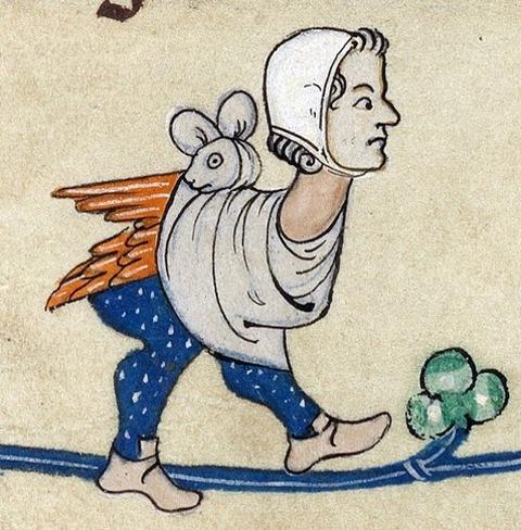 Pabenham-Clifford Hours, England ca. 1315-20