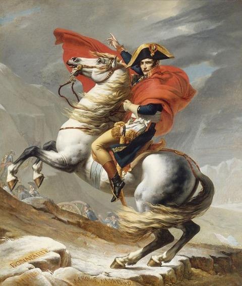 jacques louis david  1802