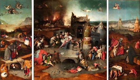 聖アントニウスの誘惑 (5)