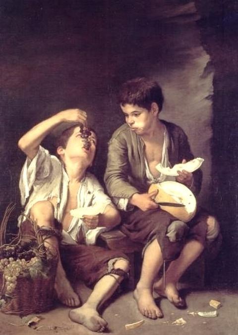 Bartolome Esteban Murillo 1645