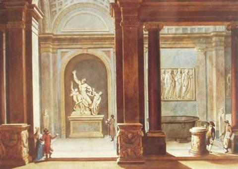 Louis DUCROS  and Giovanni VOLPATO 1787-92