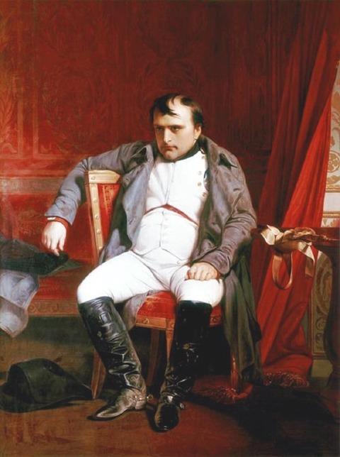 Paul Delaroche 1840