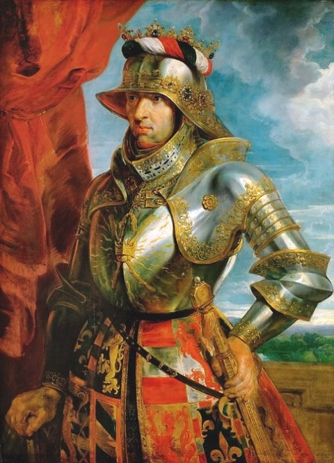 Maximilian I rubens