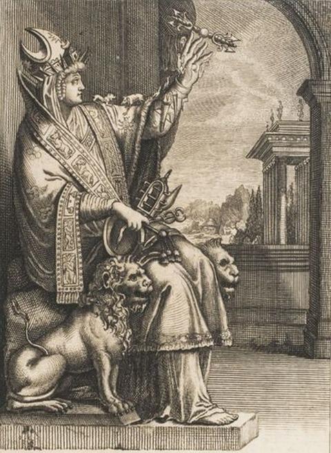 Syrian Goddess Cybele