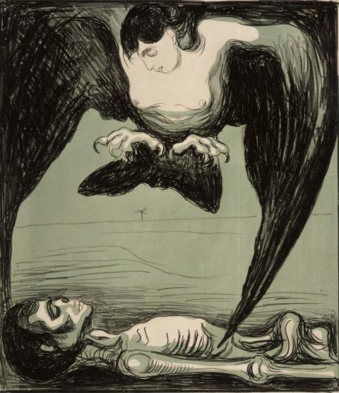 Edvard Munch 1899
