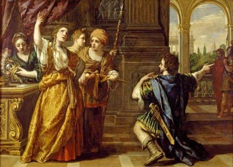 The Oath of Semiramis Pietro da Cortona (1596–1669)