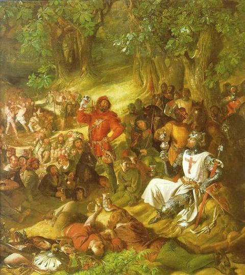 Daniel Maclise (1845)