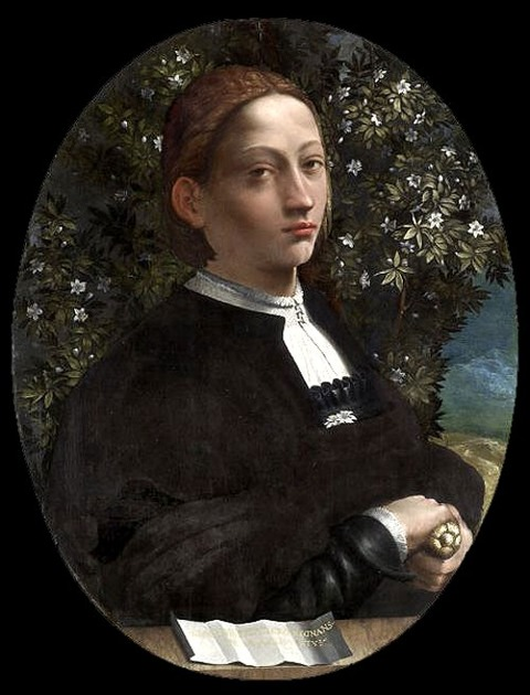 Lucrezia Borgia 1518 Dosso Dossi