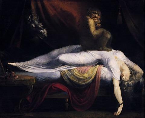 John_Henry_Fuseli_-_The_Nightmare(1781)