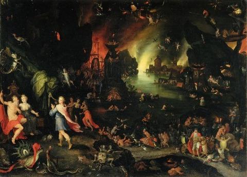 Jan Brueghel The Elder -1594