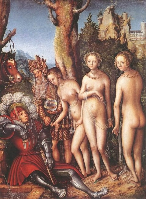 Lucas Cranach the Elder, 1512-1514