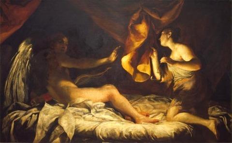 Giuseppe Naria Crespi also known as Spagnolo 1707