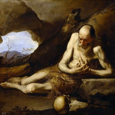 saint-paul-the-hermit jusepe de ribera