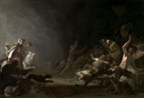 Cornelis Saftleven 1650