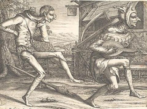 Hendrick Hondius I 1642