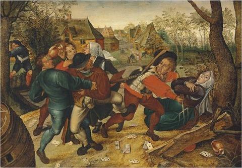 Pieter_Brueghel_II_-_A_country_brawl