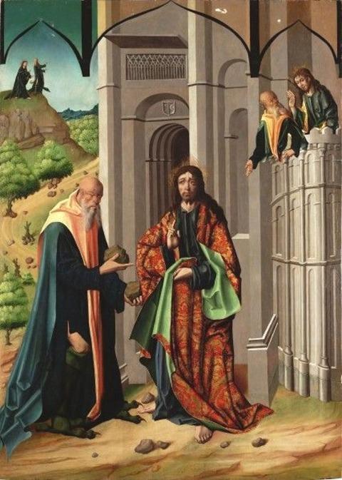 Fernando Gallego  1480-88