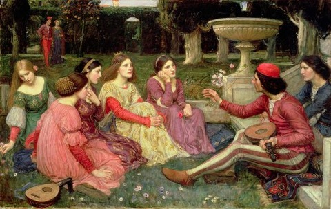 John William Waterhouse 1916