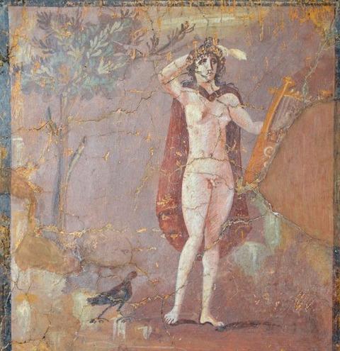 hermaphrodite  2nd half of 3rd  CE Capua