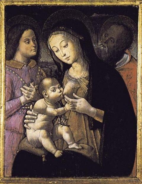 FUNGAI BERNARDINO La Madonna