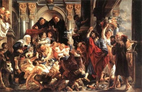 Jacob Jordaens  1650