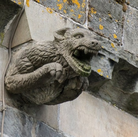 Paisley_Abbey_New_Gargoyles (4)