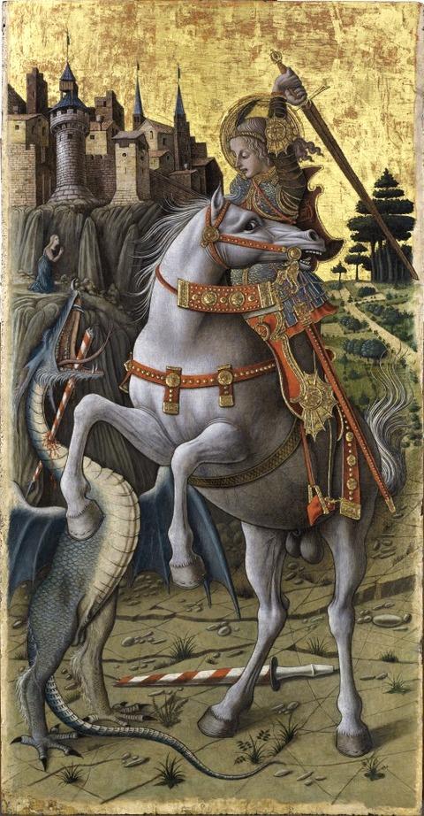 Saint George 1470