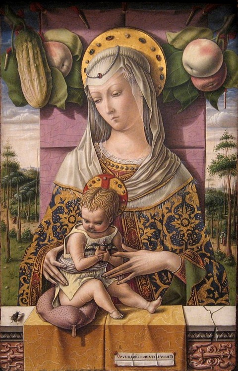 Madonna and Child, 1480