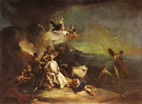 Giovanni Battista Tiepolo 1725