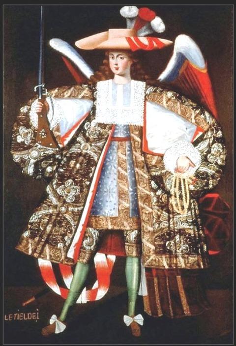ラハティエル 17世紀