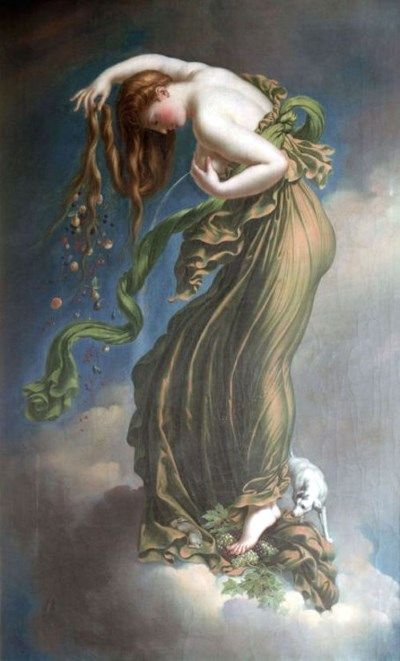 Anne Girodet de Roucy-Trioson 1767-1824 Autumn