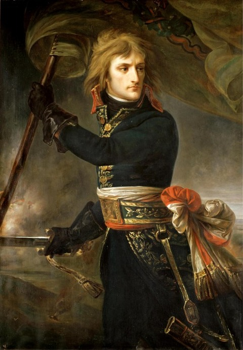 Baron Antoine-Jean Gros, (1801)