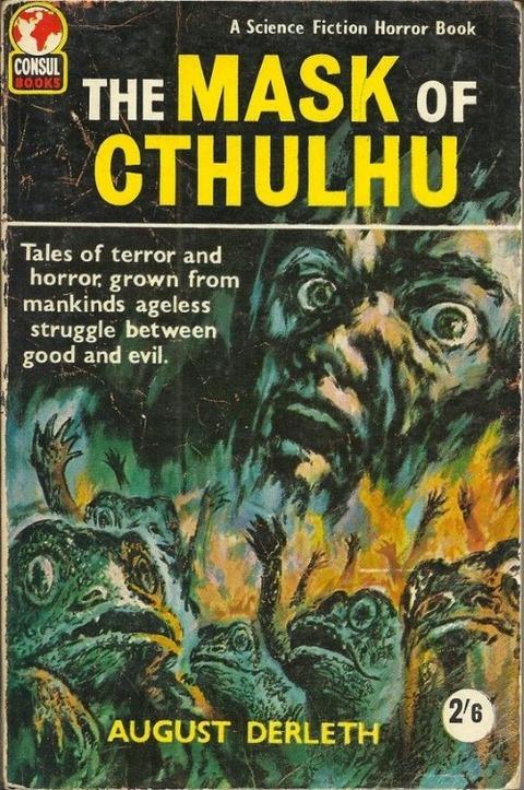 Vintage Horror Paperbacks