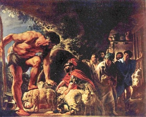 Jacob Jordaens'  1635