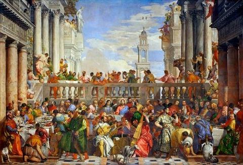 Paolo Veronese  1562-63