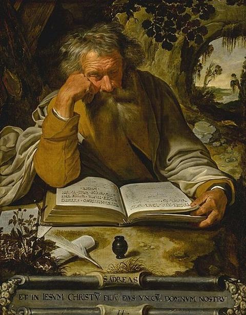 Artus Wolffort - St Andrew 1596-1641